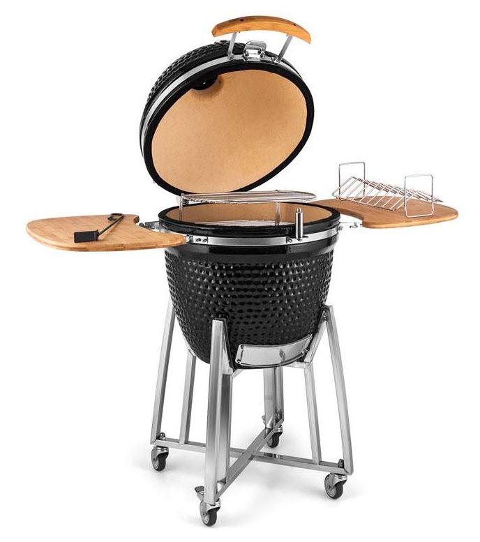 VARM: Kamado grill